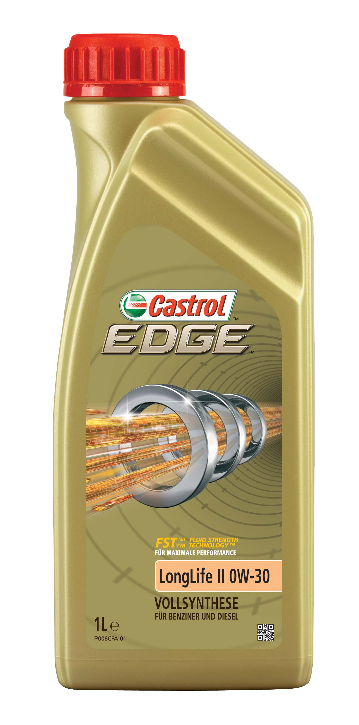 1 liter original castrol edge titanium 0w 30 longlife 2. Black Bedroom Furniture Sets. Home Design Ideas