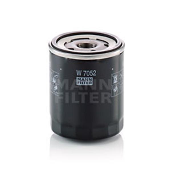 MANN-FILTER Ölfilter W 7052 für VW T6 T5 MULTIVAN TRANSPORTER 7HB 7HM M 20 X 1.5