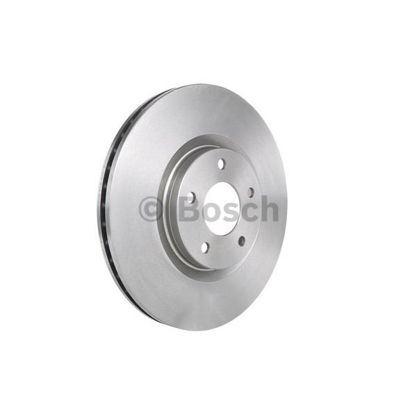 ORIGINAL BOSCH Bremsscheiben Satz Vorderachse Nissan QASHQAI - 0 986 479 679